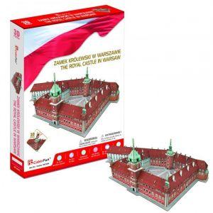 CubicFun 3D puzzle - Královský zámek  ve Varšavě 105 dílků  - 20268