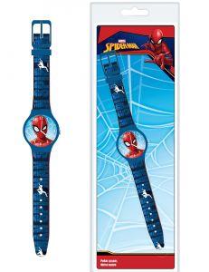 Dětské hodinky - analogové  ( blistr )   - Spiderman  NEW
