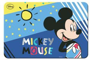 DIAKAKIS - snídaňová podložka - dětské prostírání 43 x 29 cm - Mickey