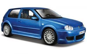 Maisto  1:24 Volkswagen Golf R32 31290 - modrá barva