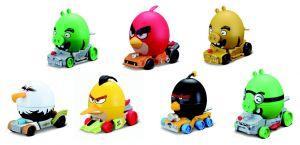 """Maisto autíčko Angry Birds  2,5"""" ve vajíčku  23034"""