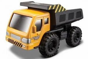 Maisto - Builder Zone - Dump Truck yelow