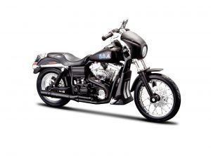 Maisto  Harley Davidson - Sons of Anarchy - 2006 FXDBI  Dyna Street Bob  1:18
