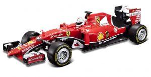 Maisto - RC  Ferrari F1  SF 15-T  1:24  nr. 5  Vettel   r.2015