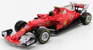 Maisto - RC  Ferrari F1  SF 70H  1:24  nr. 7  Raikönen  r.2017