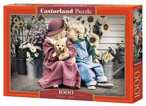 Puzzle Castorland  1000 dílků - První láska  104451
