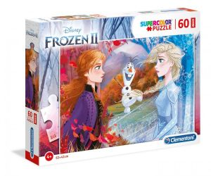 Puzzle Clementoni 60 dílků MAXI   -  Frozen II   26452