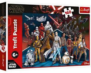 Puzzle Trefl 160 dílků - Star Wars IX - AW19  15375