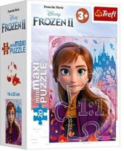 TREFL 20 dílků mini-MAXI - Frozen II  21080
