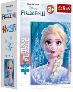 TREFL 20 dílků mini-MAXI - Frozen II  21081