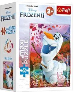 TREFL 20 dílků mini-MAXI - Frozen II  21082