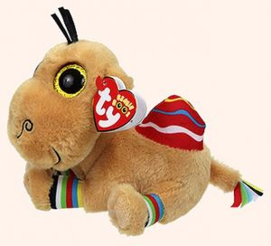 TY Beanie Boos - Jamal - velbloud   36223 - 15 cm plyšák