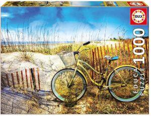EDUCA Puzzle 1000 dílků - Kolo v dunách 17657