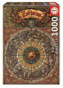 EDUCA Puzzle 1000 dílků -  Zvěrokruh 17996