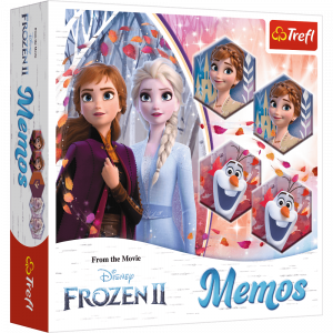Hra Trefl  -  Memos - Pexeso - Frozen  II - Ledové království   01931