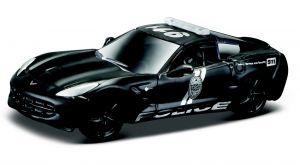 Maisto 1:64 15494 Design - Corvette  Stingray Coupe  - černá barva