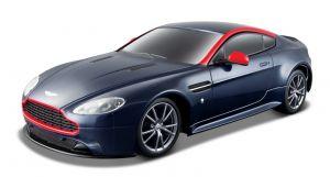 Maisto - RC  Aston Martin Vantage  S-N   1:24  -  tm.modré , 27 MHz.