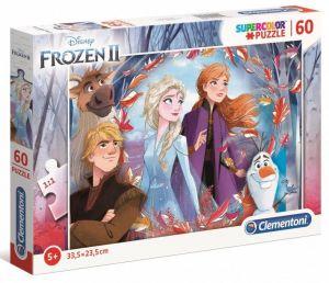Puzzle Clementoni  60 dílků  Frozen II   26058