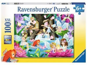 puzzle Ravensburger 100 dílků XXL - Magické víly  109425
