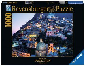puzzle Ravensburger 1000 dílků - Positano 198665