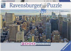 puzzle Ravensburger  2000 dílků  New York   167081