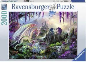 puzzle Ravensburger  2000 dílků  Údolí draků   167074