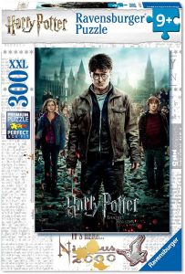 puzzle Ravensburger  300 dílků XXL - Harry Potter -  128716