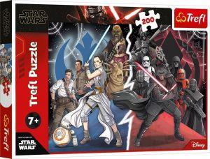 TREFL Puzzle  200 dílků - Star Wars : Epizoda IX AW19   13251
