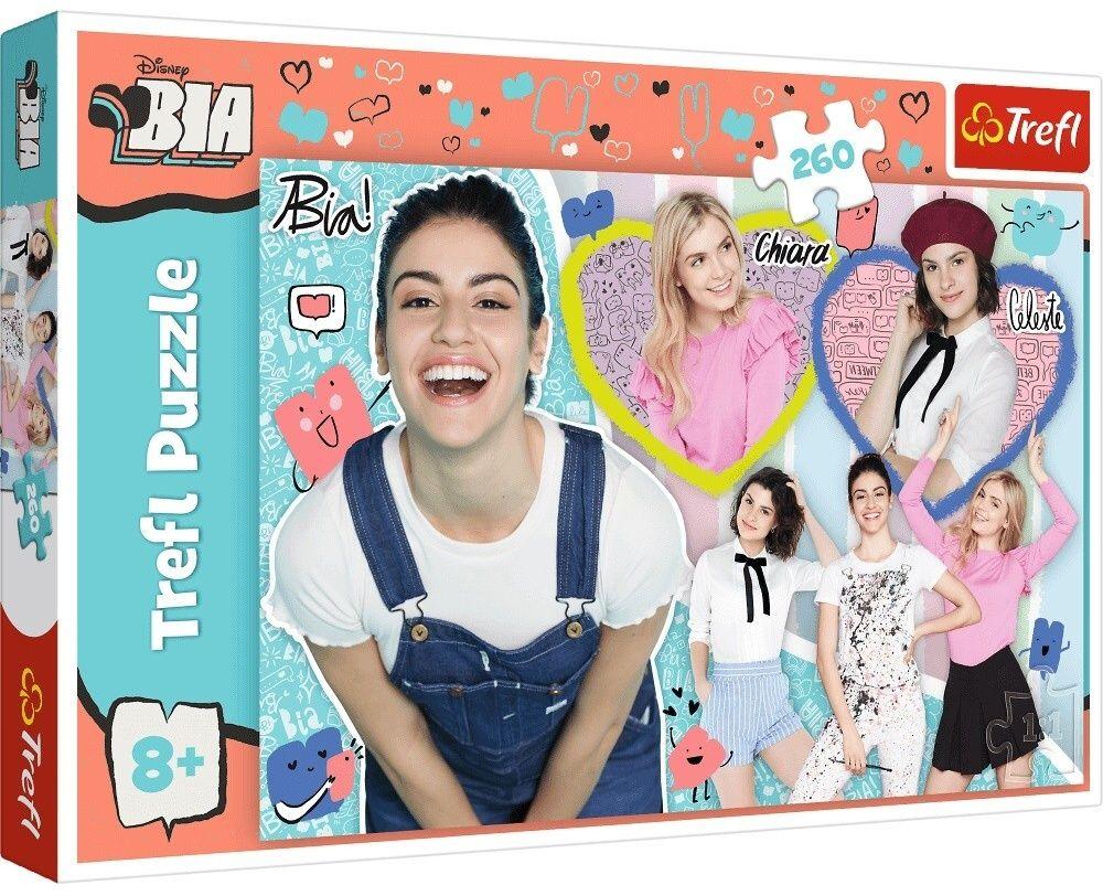 TREFL Puzzle 260 dílků - BIA - Chiara a Celeste 13258