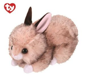 TY Beanie Boos - Buster - hnědý králíček 42115  -  15 cm plyšák