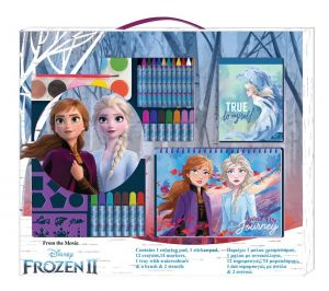 Diakakis - Art set v kufříku - Frozen II