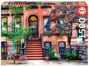 EDUCA Puzzle 1500 dílků  Greenwich Village  New York  18502