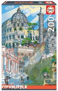 EDUCA puzzle 200 dílků - Řím   18468