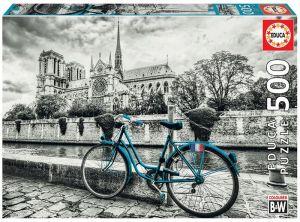 Educa Puzzle 500 dílků - Kolo u Notre Dame 18482