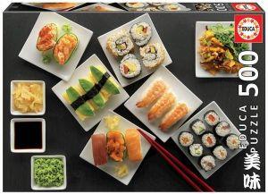 Educa Puzzle 500 dílků - Sushi  17986