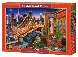 Puzzle Castorland  1000 dílků - Brooklynský most  104598