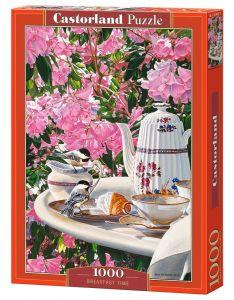 Puzzle Castorland  1000 dílků - Čas na snídani  104697