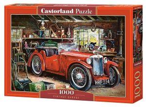 Puzzle Castorland  1000 dílků - Garáž   104574
