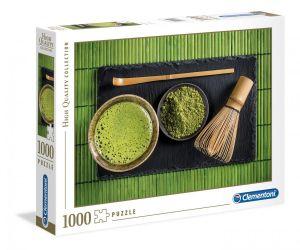 Puzzle Clementoni 1000 dílků - Matcha Tea    39522