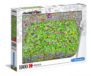 Puzzle Clementoni 1000 dílků - Mordillo  - Match   39537