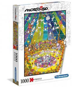 Puzzle Clementoni 1000 dílků - Mordillo  - Show   39536