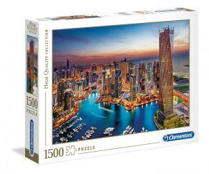 Puzzle Clementoni 1500 dílků  - Dubai 31814