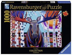 puzzle Ravensburger 1000 dílků - Los - 139798