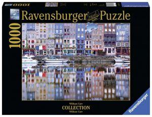 Puzzle Ravensburger 1000 dílků - Odraz ve vodě 198672