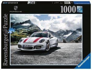 Puzzle Ravensburger 1000 dílků - Porsche 911R  198979