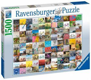 puzzle Ravensburger 1500 dílků  99 kol  160075