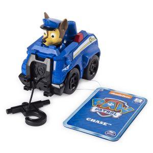 Spin Master Paw Patrol Malá vozidla s figurkou -  Chase auto s navijákem