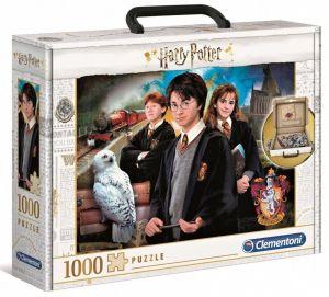 Clementoni Puzzle 1000 dílků  Harry Potter  61882