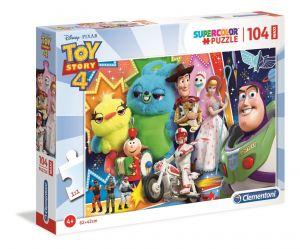Clementoni puzzle 104 dílků MAXI - Toy Story 4   23741