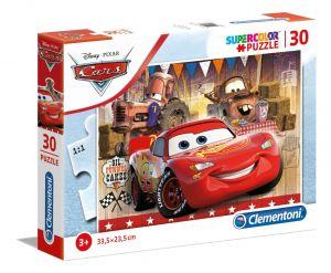 Clementoni puzzle 30 dílků - Cars 20255